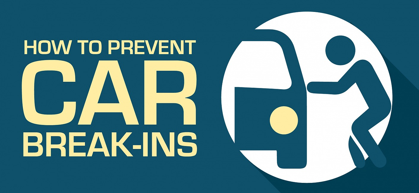 8 Ways to Prevent Vehicle Break-ins