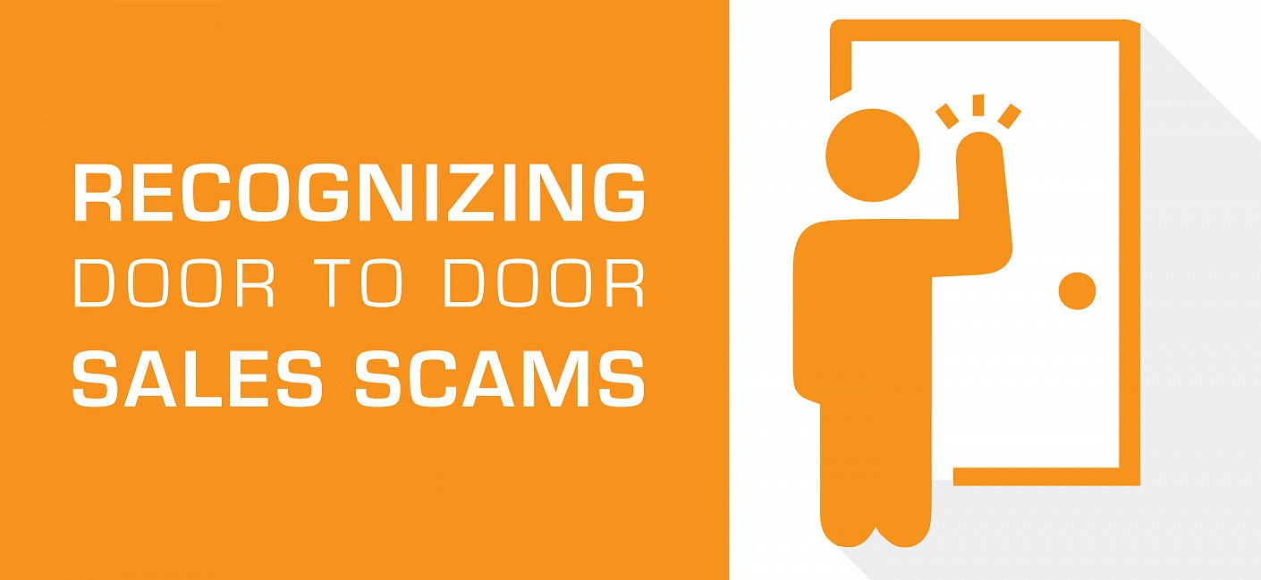 Door to Door Security Scams: Part One