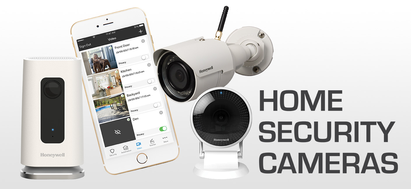 How Cameras Enhance Home Security