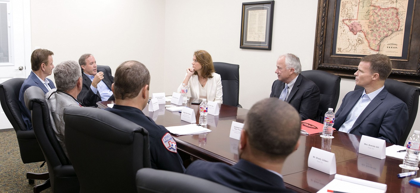 Ener-Tel Services Hosts Texas Attorney General Ken Paxton to Discuss School Security