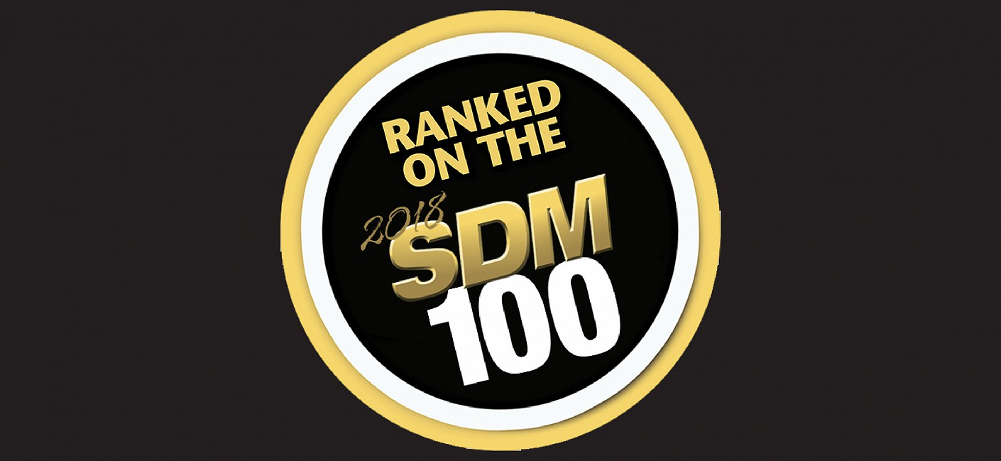 Ener-Tel Services is Ranked 99 in the Nation on the 2018 SDM 100 Report
